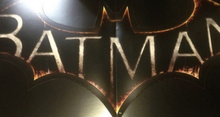 Batman Return to Arkham HD pre-order leak again