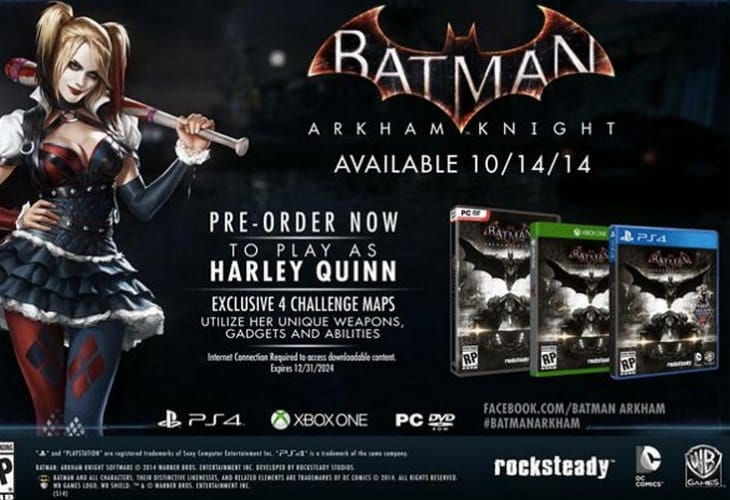 Batman: Arkham Knight Update, Release Date and Other Batman News ...