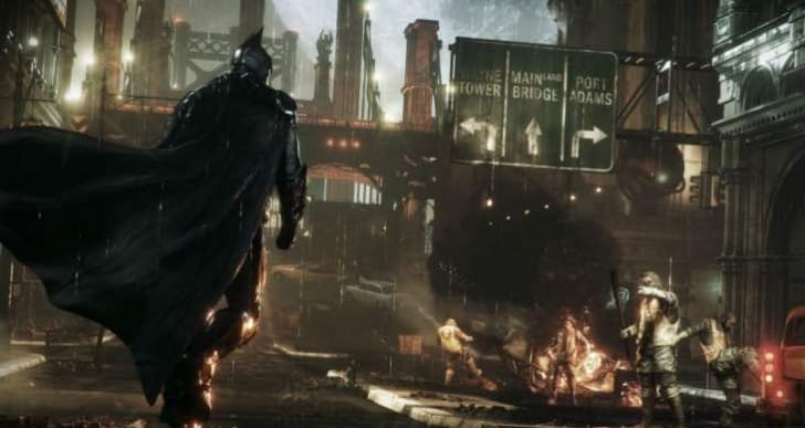 Batman Arkham Knight reviews amazing so far
