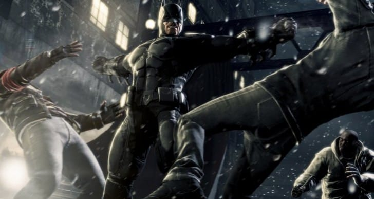 Batman Arkham Origins 1.06 patch anger