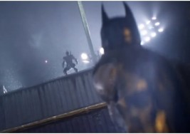 Batman Arkham Origins amazing CGI, playable Deathstroke