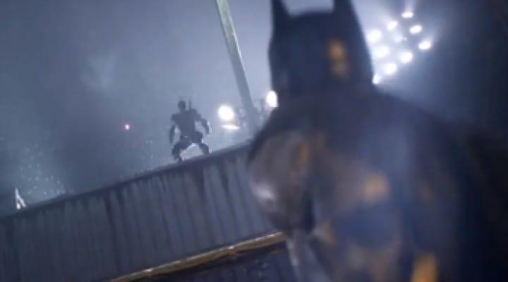 Batman Arkham Origins amazing CGI, playable Deathstroke