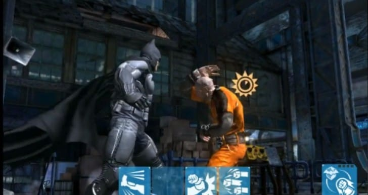 Batman Arkham Origins for iOS, Android coming soon