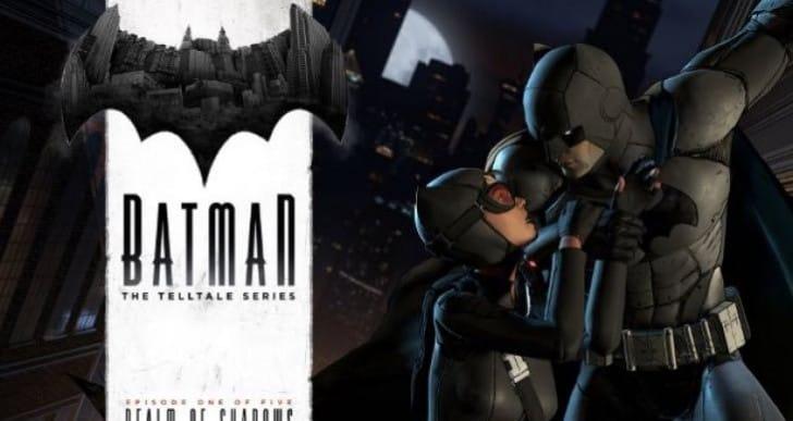 Batman Telltale Episode 2 release date hype