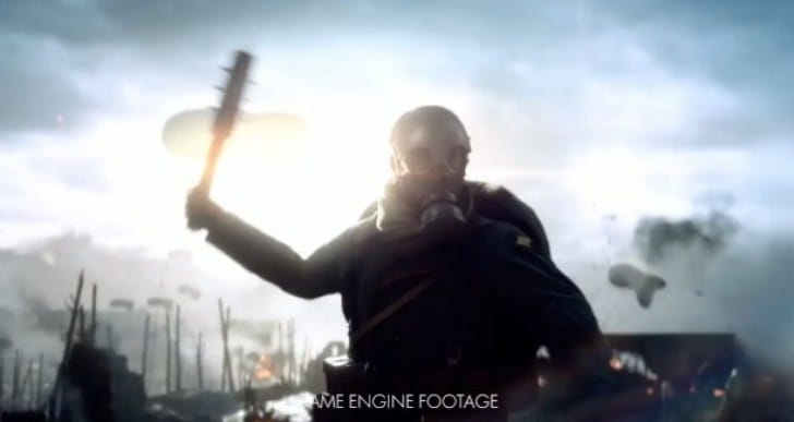 Battlefield 1 multiplayer gameplay release time