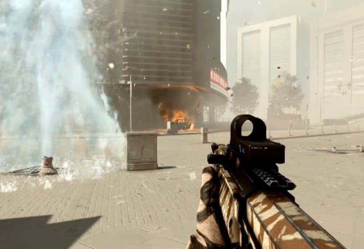 Battlefield 4 PC gameplay with best settings