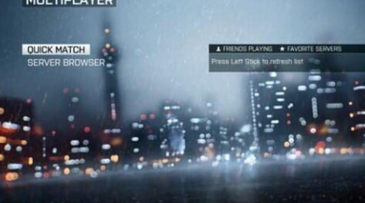 Battlefield 4 server connection problems after beta