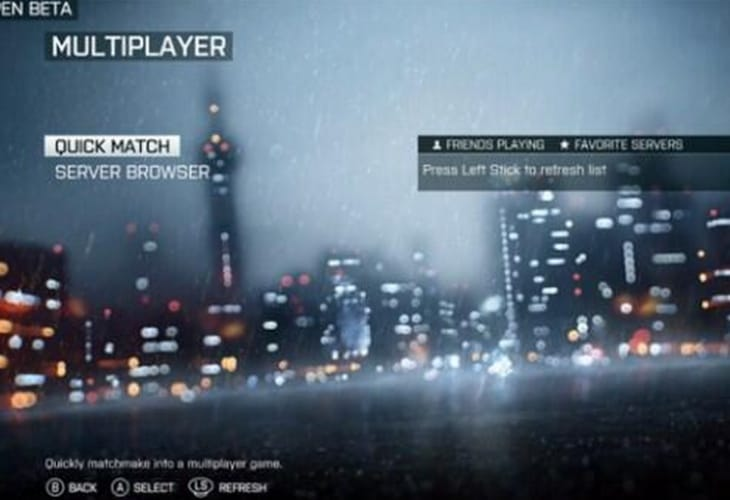Battlefield 4 server connection problems after beta