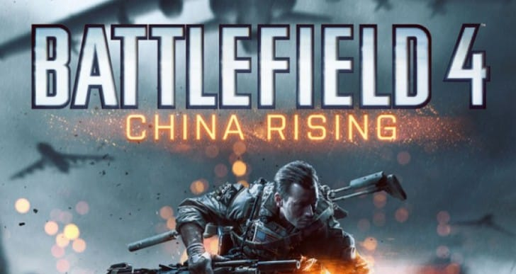 Battlefield 4 release date with China Rising DLC