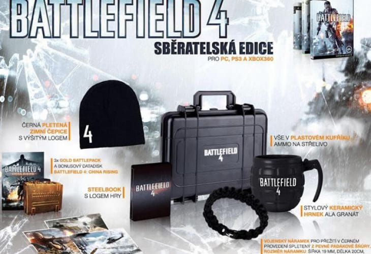 Battlefield 4 Collector's Edition may be a disappointment
