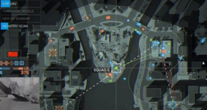 Battlefield 4 Commander impressions, PS Vita visions
