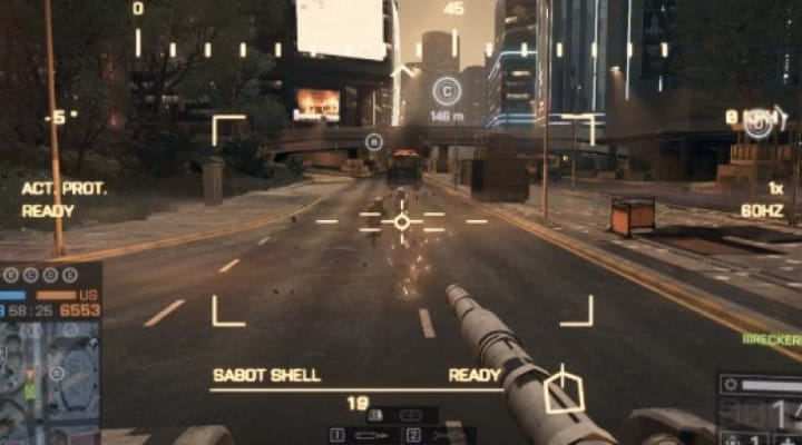 Battlefield 4 Death Shield bug amazes