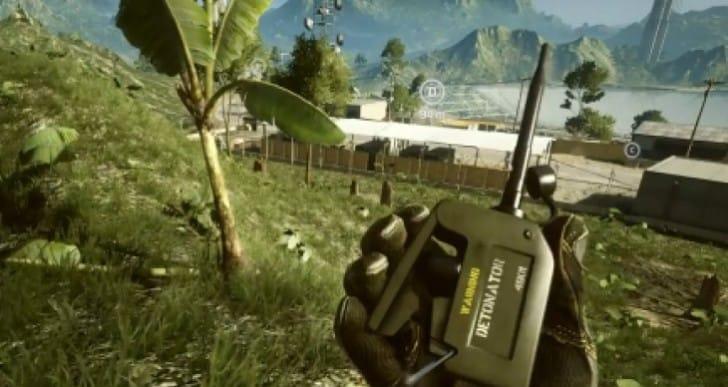 Battlefield 4 dinosaur secret confirmed