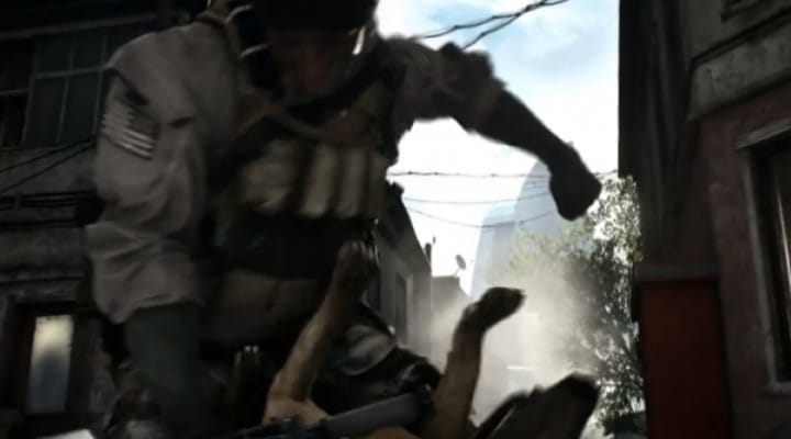 Battlefield 4 trailer with dog punch divides opinion