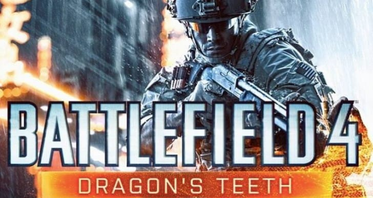 BF4 Dragon's Teeth DLC release time for US, UK