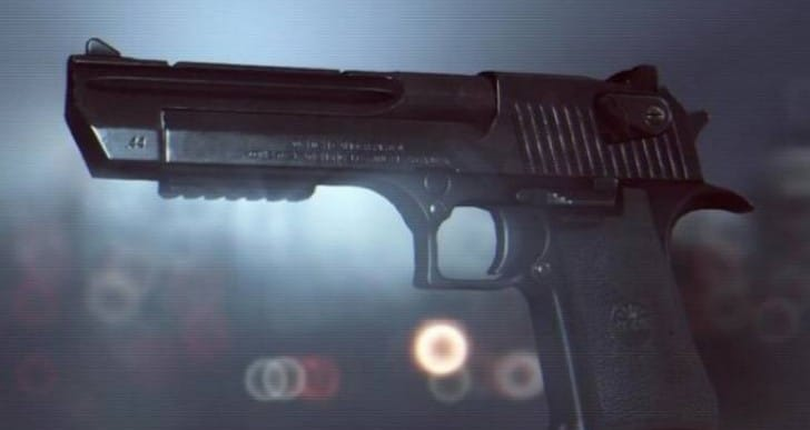 BF4 Dragon's Teeth guns exposed