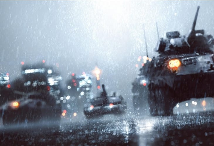 Battlefield 4 may get serious with eSports features