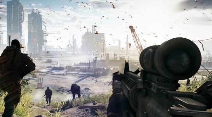 Battlefield 4 beautiful graphics tease – PC or next-gen?
