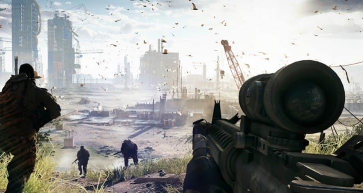 Battlefield 4 beautiful graphics tease – PC or next-gen?