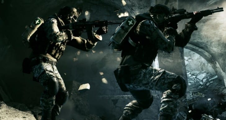 Battlefield 4 gameplay already shown to some
