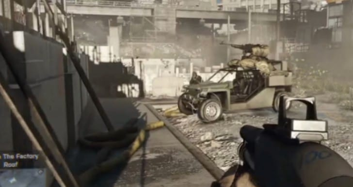 Battlefield 4 60fps trailer shows true quality