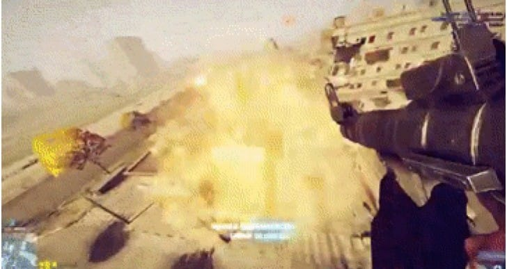 Battlefield 4: How to make an entrance