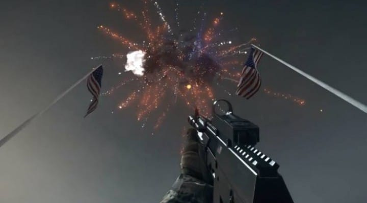 Battlefield 4 July 4 Easter Egg for Premiums only