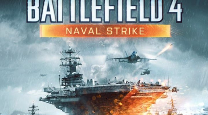 Battlefield 4 Naval Strike DLC with Titan mode