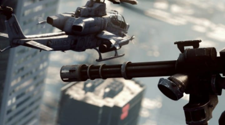 Battlefield 4 netcode patch with major fixes