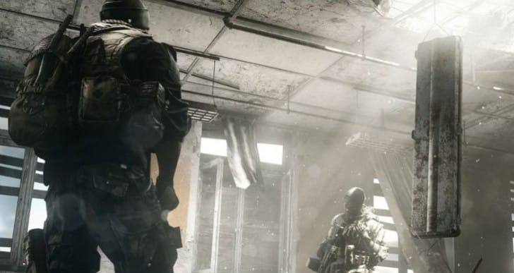 Battlefield 4 screenshot unlocked after social challenge