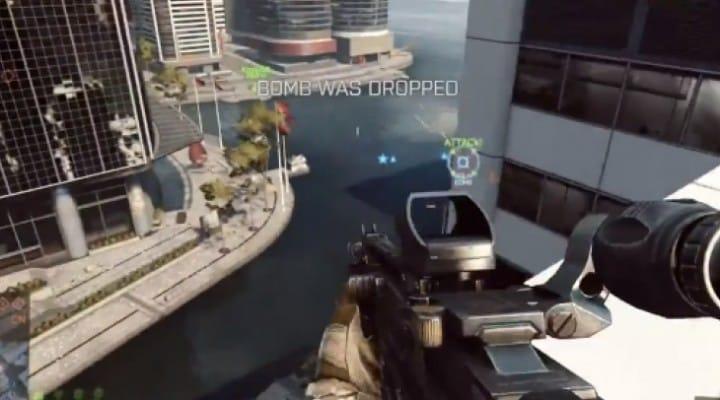 Battlefield 4 Obliteration beta gameplay in 1080p