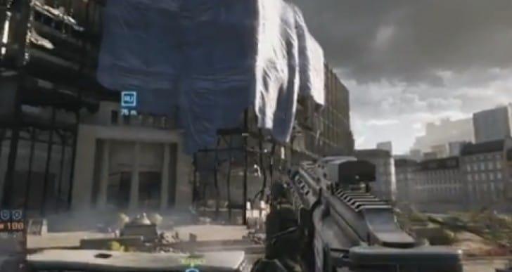 Battlefield 4 Operation Metro on Xbox One looks amazing