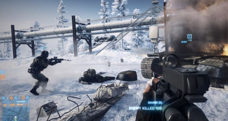 Battlefield 4 problems on PC, making it 'unplayable'