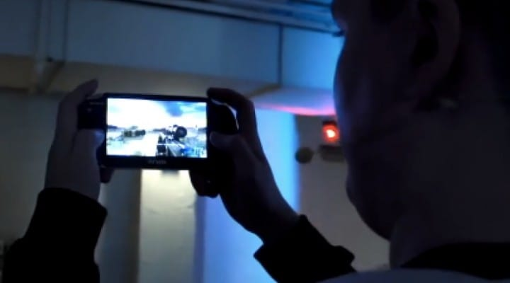 Battlefield 4 ultimate test with PS Vita Remote Play