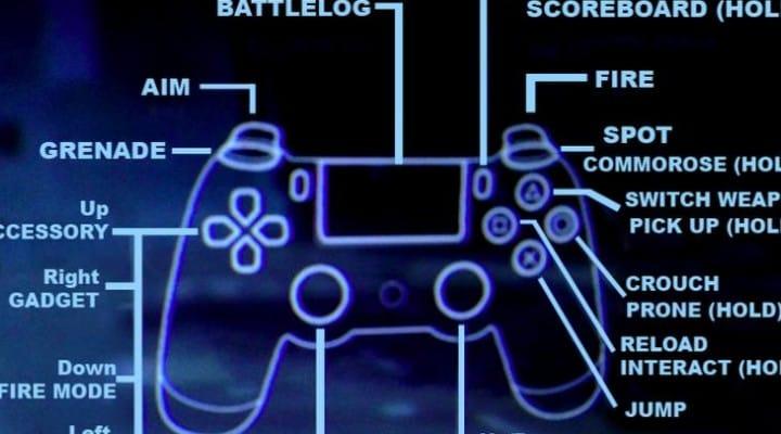 Battlefield 4 custom controls desired on PS4