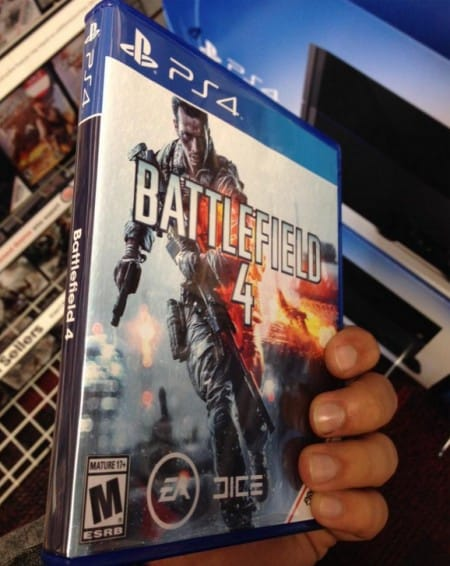 Is Battlefield 4 a launch purchase for you hands down?