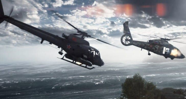 Battlefield 4 PS4 update notes to improve multiplayer