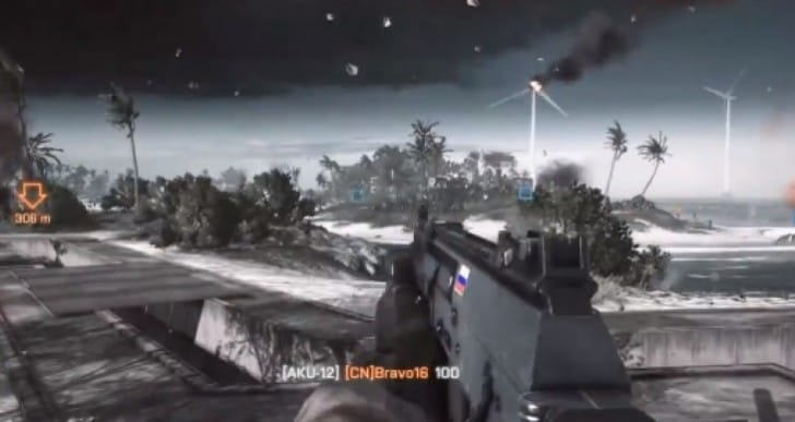 Battlefield 4 PS4 resolution doubts raised