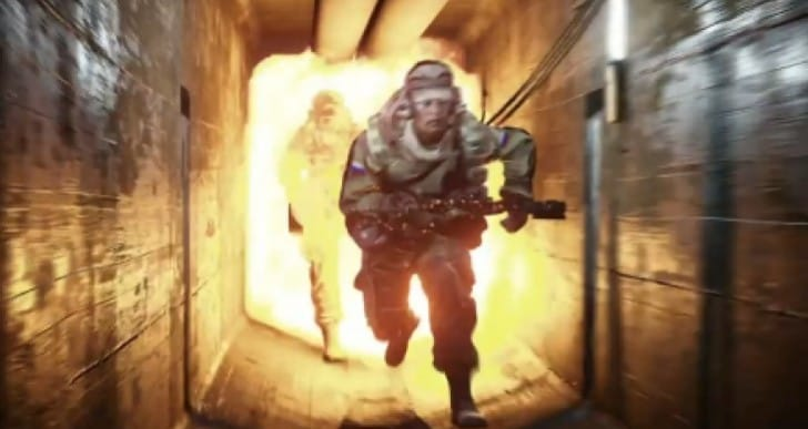 BF4 Second Assault DLC on Xbox One, PS4 later