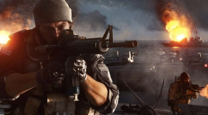 Battlefield 4 servers down frustrate gamers