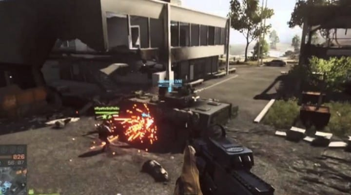 Battlefield 4 spawn protection fix for kill campers
