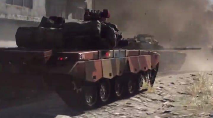 Battlefield 4 gameplay hypes vehicle warfare