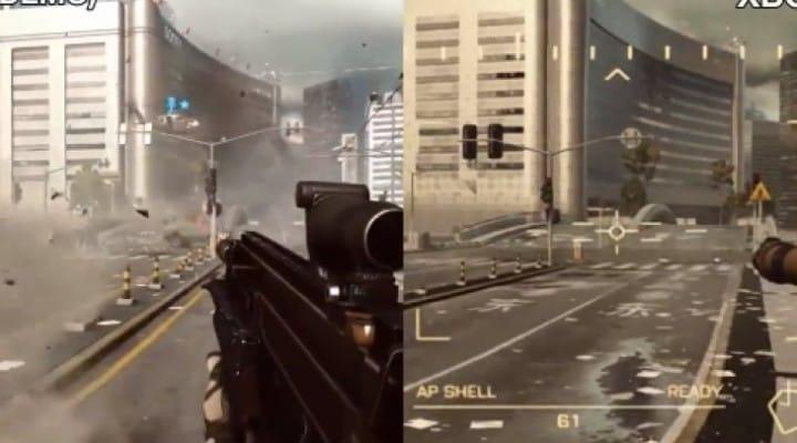 Battlefield 4 graphics criticized on Xbox 360