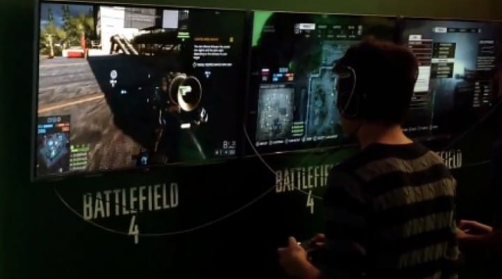 Battlefield 4 Xbox One gameplay silences haters