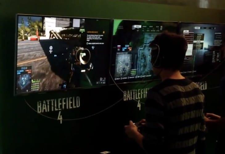 Xbox One Battlefield 4 Gameplay Battlefield 4 Xbox One...