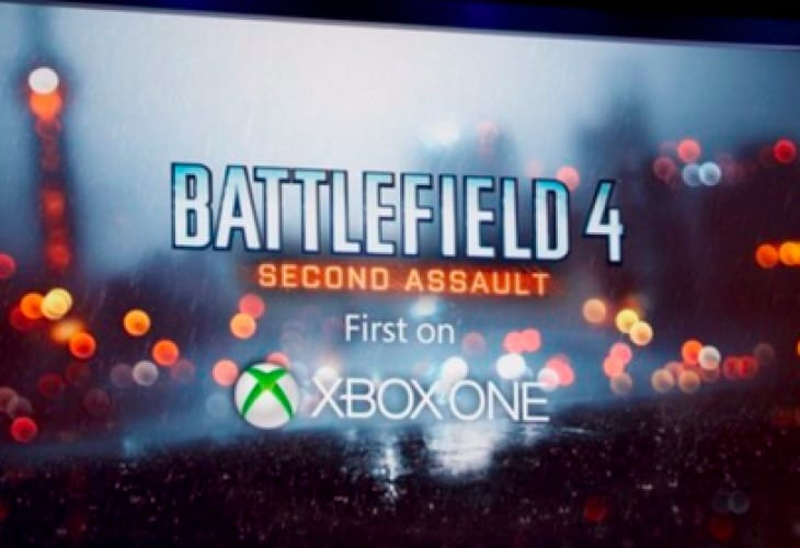 Battlefield 4 Xbox One DLC shows EA u-turn too