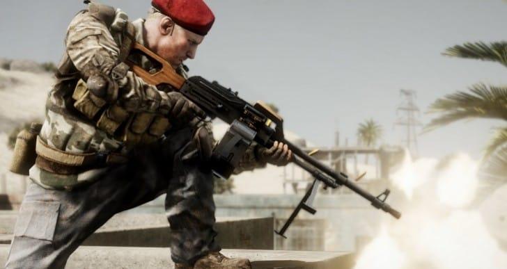 Battlefield Bad Company DLC free on Xbox One today
