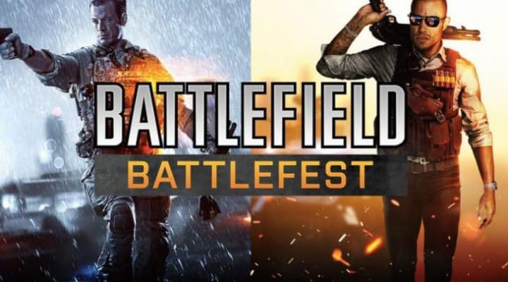 Double XP for Battlefield Hardline matches COD