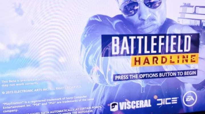 Battlefield Hardline beta trial loading time too slow