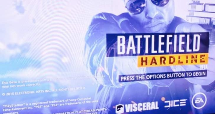 Battlefield Hardline servers down with connection problems